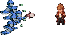 Rox clone attack